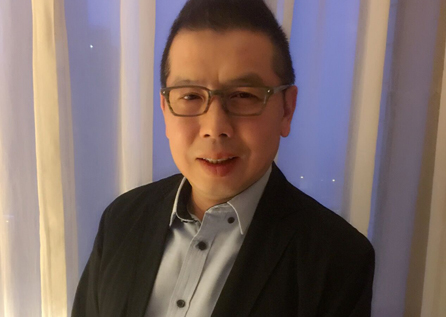 Mr Benjamin Lim 林明阳